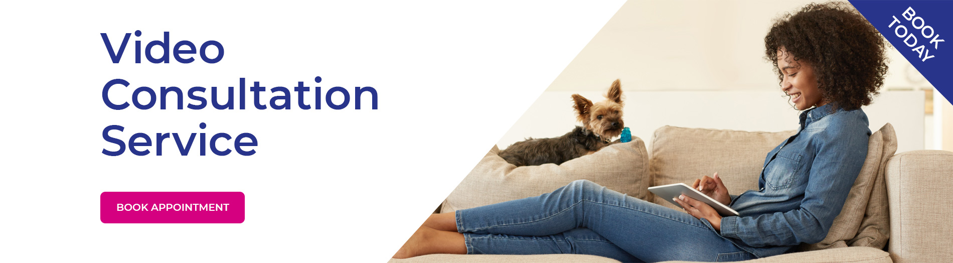 Video Consultation Service | Blythwood Vets