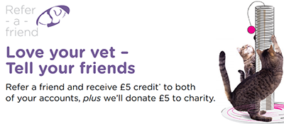 Blythwood refer a friend