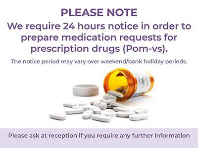 Blythwood - Medication